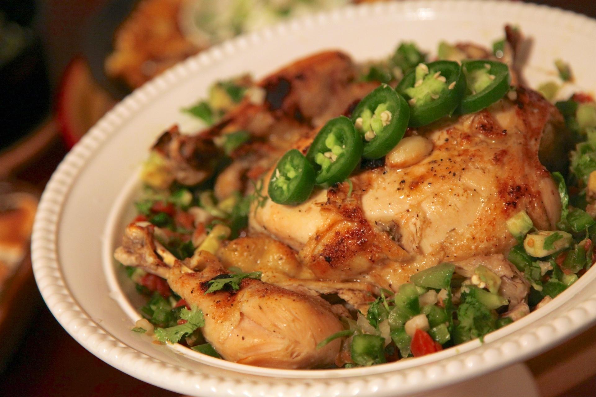 Instant-Pot Chicken